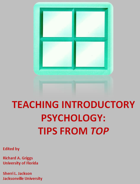 Teaching Introductory Psychology: Tips from ToP